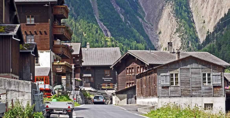 Vakantie in Wallis Zwitserland