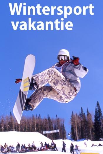 wintersportvakantie boeken